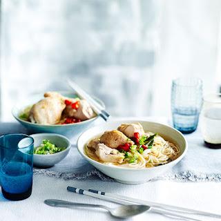Drunken Chicken with Shandong Ramen Noodles Recipe