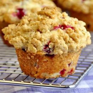 Cranberry Crunch Muffins