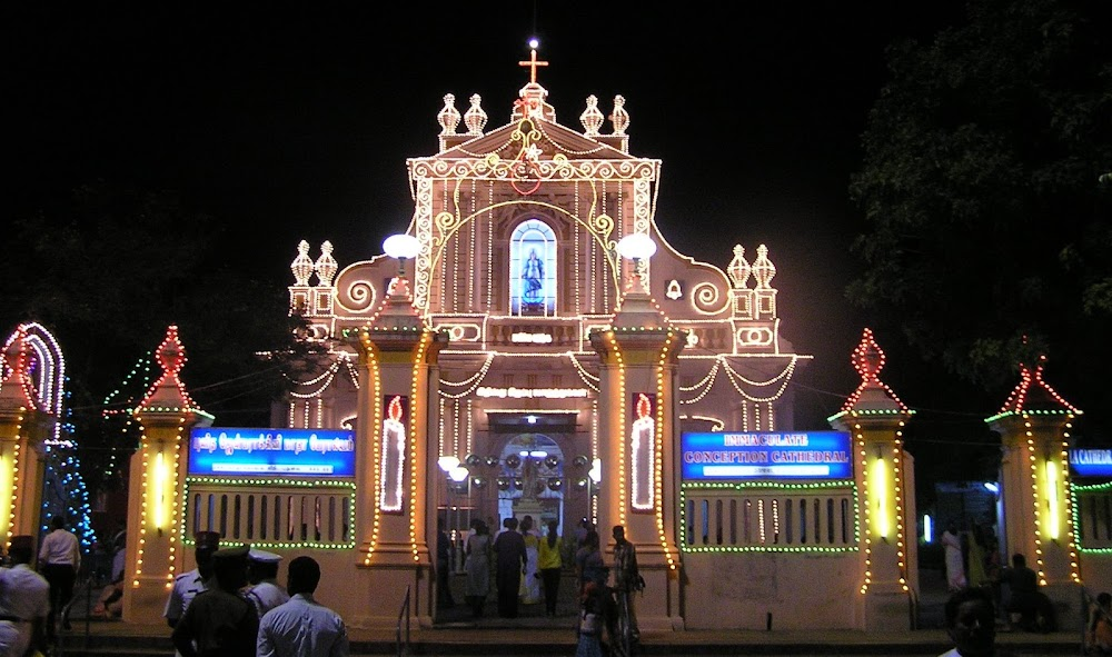 best-places-to-celebrate-christmas-in-india-Pondicherry