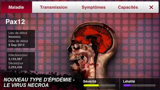 Code Triche Plague Inc. APK MOD screenshots 3
