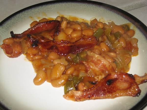 Bbq Baked Beans--my Way Recipe