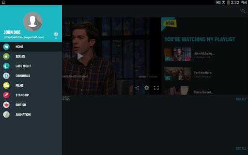 Seeso Screenshot