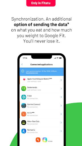 Fitatu Calorie Counter - Free Weight Loss Tracker screenshot 6
