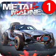 METAL MADNESS PvP: Apex of Online Action Shooter