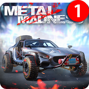 METAL MADNESS PvP: Online Shooter Arena 3D Action v0.30 APK MOD