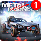 METAL MADNESS PvP: Car Shooter