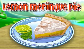 Screenshot of Lemon Meringue Pie