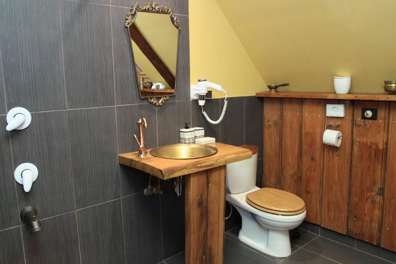 Photo: Mansard room / shower / wc