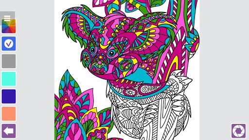 Mandala Coloring Book Free - Drawing App Kids  screenshots 3