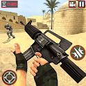 FPS Shooting Gun Strike Modern Sniper War Freedom icon