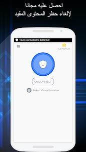Free VPN – Betternet VPN Proxy & Wi-Fi Security 1