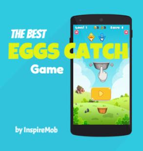 Birds and Eggs - Egg Catch screenshot