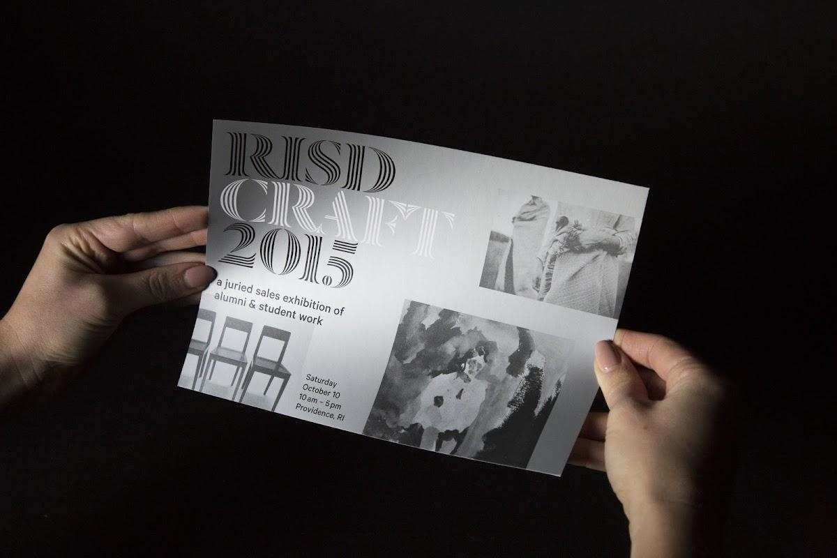 Micah Barrett RISD Craft Identity System