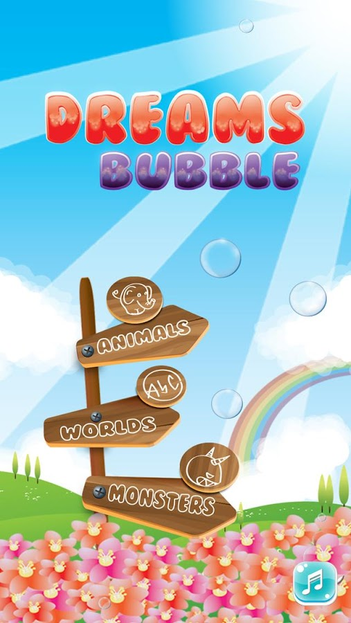 Dream Bubbles- screenshot