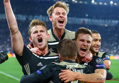 Ils l'ont fait ! L'Ajax renverse la Vieille Dame et rejoint le dernier carré !