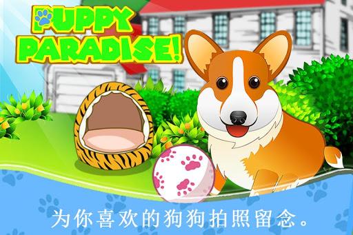 玩免費策略APP 下載狗狗乐园-可爱的狗狗 app不用錢 硬是要APP