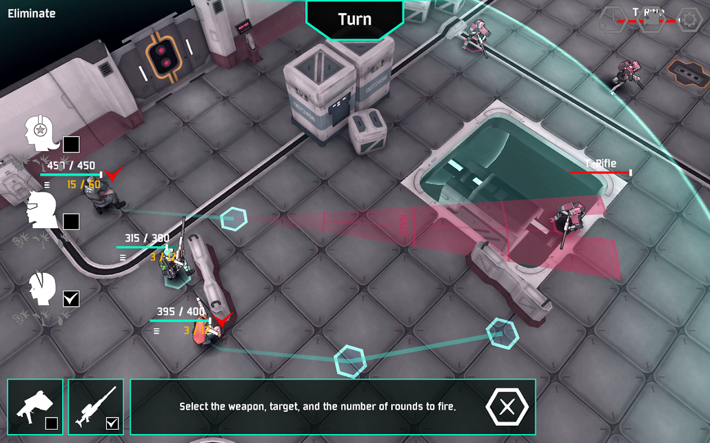 Star Chindy: SciFi Roguelike- screenshot