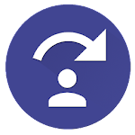 Transfer Contacts Icon