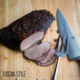 Tuscan-Style Beef Brisket.
