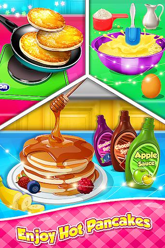 Breakfast Cooking - Healthy Morning Snacks Maker screenshots 6