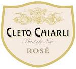 Cleto Chiarli Brut De Noir Rose