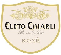 Logo for Cleto Chiarli Brut De Noir Rose