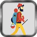 Hiking Live Wallpaper icon