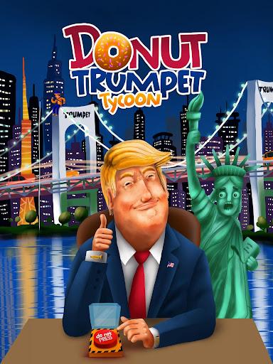 玩免費策略APP|下載Donut Trumpetタイクーン app不用錢|硬是要APP