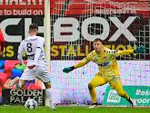 Charleroi égalise dans les arrêts de jeu à Courtrai et évite une troisième défaite consécutive (2-2)