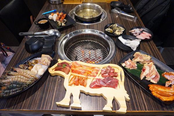 好客海鮮炭火燒肉-頂級海鮮肉品吃到飽/ 新菜單二訪/ 三種價位任君選擇/ 調酒一個價位喝到飽/ 高雄吃到飽烤肉