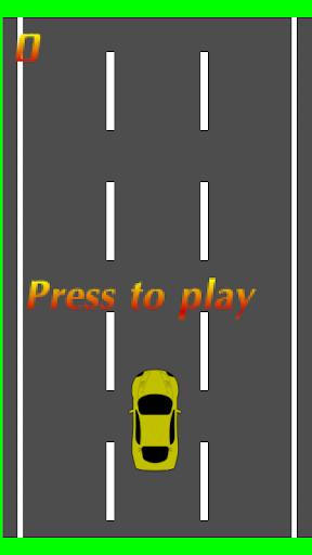 Jumping Race Car