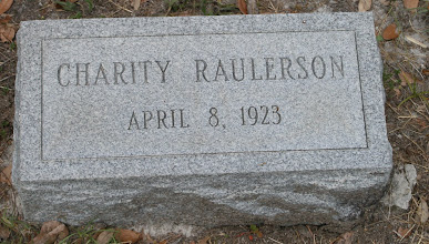 Photo: Charity Raulerson / Family Unknown