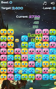Jelly Cubes Mad- screenshot thumbnail