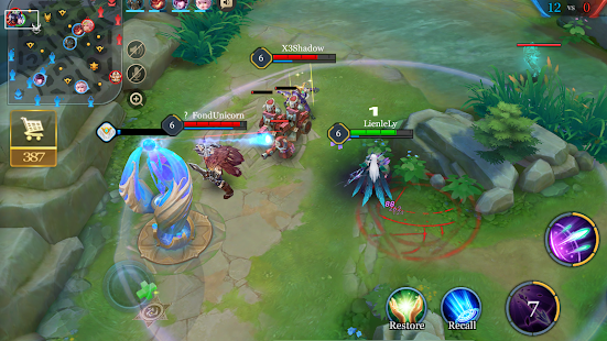 Arena of Valor: 5v5 Arena-Game Screenshot