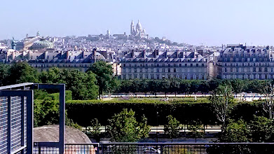 Photo: Sacre Coeur from Orsay Museum