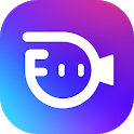 FaceCast:Make New Friends, Chat & Meet, Livestream icon