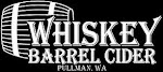 Logo for Whiskey Barrel Cider