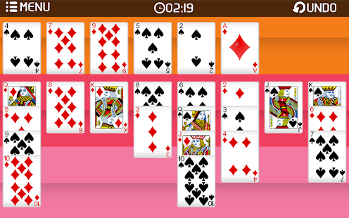 Freecell Solitaire Multi- screenshot thumbnail