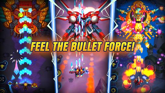 HAWK: Galaxy Shooter MOD (Unlimited Rewards) 2