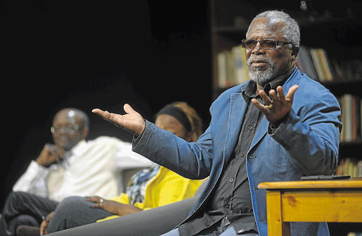 Dr John Kani has been honoured with an award from the Shakespeare Institute in Stratford-upon-Avon, England.
