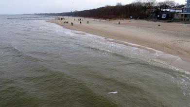 Photo: F1173274 Kolobrzeg - spacer brzegiem morza