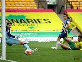 🎥 Matchwinnaar Leandro Trossard duwt Norwich verder de dieperik in