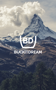 BUCKiTDREAM - Bucket List App- screenshot thumbnail