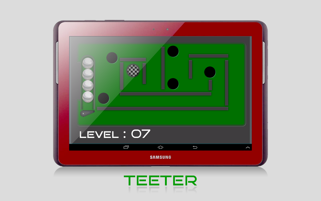 Teeter- screenshot