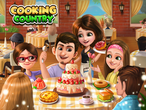 Cooking Country - Design Cafe 1.2.13 screenshots 21