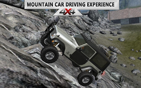 Extreme Offroad 4X4 SUV Jeep game - náhled