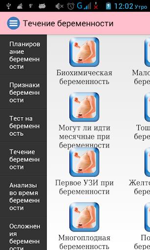 Справочник беременной женщины