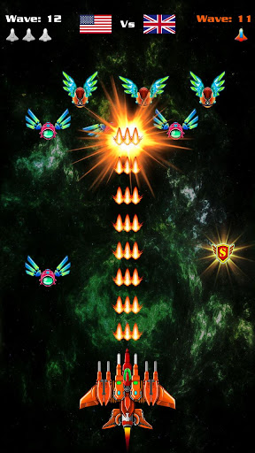 Télécharger Galaxy Attack : Alien Shooter (Premium) APK MOD (Astuce) screenshots 3