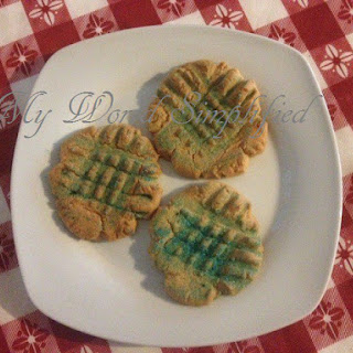 Old Fashioned Peanut Butter Cookies Recipe