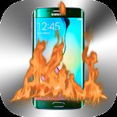 Fire Screen Prank